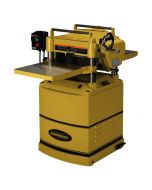 1791213, Powermatic 15HH-15S Planer with Byrd Shelix Helical Cutterhead, No DRO (Woodworking, replaces 179210)