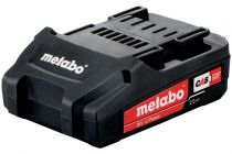 625596000, Metabo 18V 2.0Ah Li-Ion Compact Battery pack