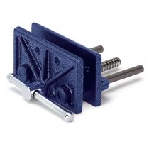33176 Wilton 176, Light-Duty Woodworkers Vise - Mounted Base, 6-1/2 Inch Jaw Width, 4-1/2 Inch Maximum Jaw Opening