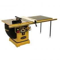 "PM25350RK, Powermatic PM2000B Table Saw, 5HP 3PH 230/460V, 50"" RIP, RL"