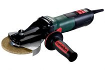 613080420, Metabo WEVF 10-125 Quick INOX, 4.5in/5in Variable Speed Flat Head Grinder w/Lock-on, Electronics