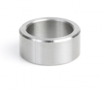 BU-904, Amana High Precision Industrial Steel Spacer (Sleeve Bushings) 1 Dia x 7/16 Height for 3/4 Spindles