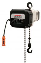 180121 Jet VOLT 1T Electric Hoist  3PH 460V 20' Lift