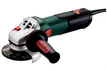 600371420, Metabo W 9-115 Quick, 4.5in Angle Grinder - 10,500 RPM - 8.5 AMP w/Lock-on