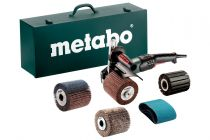 602259620, Metabo SE 17-200 RT, 4in Variable Speed Burnisher Kit w/Lock-on, Accessory set