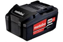625592000, Metabo 18V 5.2Ah Li-Ion Battery pack