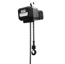 183310, Jet VOLT 3-Ton Electric Hoist 3PH 230V 10ft Lift
