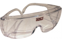 PC1166, Senco Safety Glasses, CLEAR