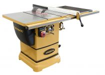 "1791001K Powermatic PM1000 Table saw, 1-3/4HP 1PH, 52"" Rip w/Accu-Fence System"