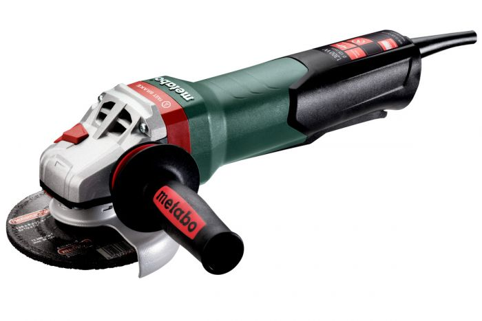 600437420, Metabo WPB 13-125 QUICK DS 4-1/2 - 5in Angle Grinder